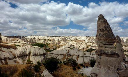 Cappadocia: paesaggi lunari tutti da vivere