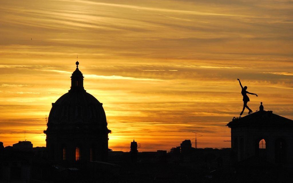 Pattinare a Roma, sia su ghiaccio che su rotelle