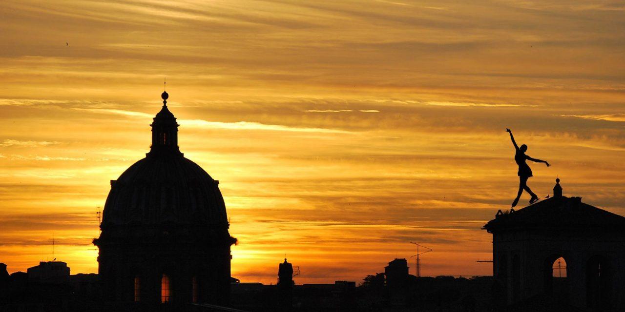 Pattinare A Roma Sia Su Ghiaccio Che Su Rotelle Valeria