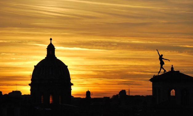 Roma, una città per pattinatori
