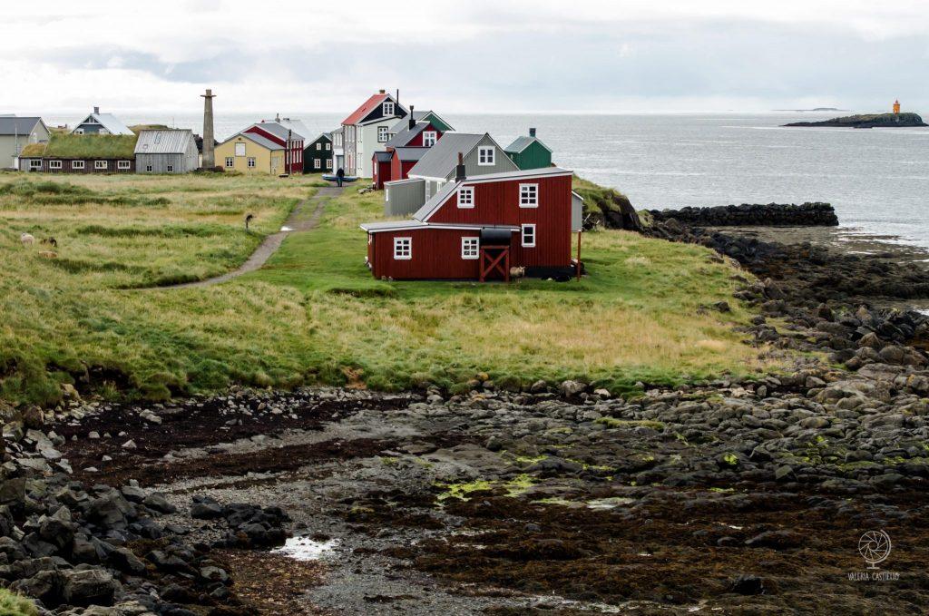 Da Snæfellsnes a Flatey, Islanda