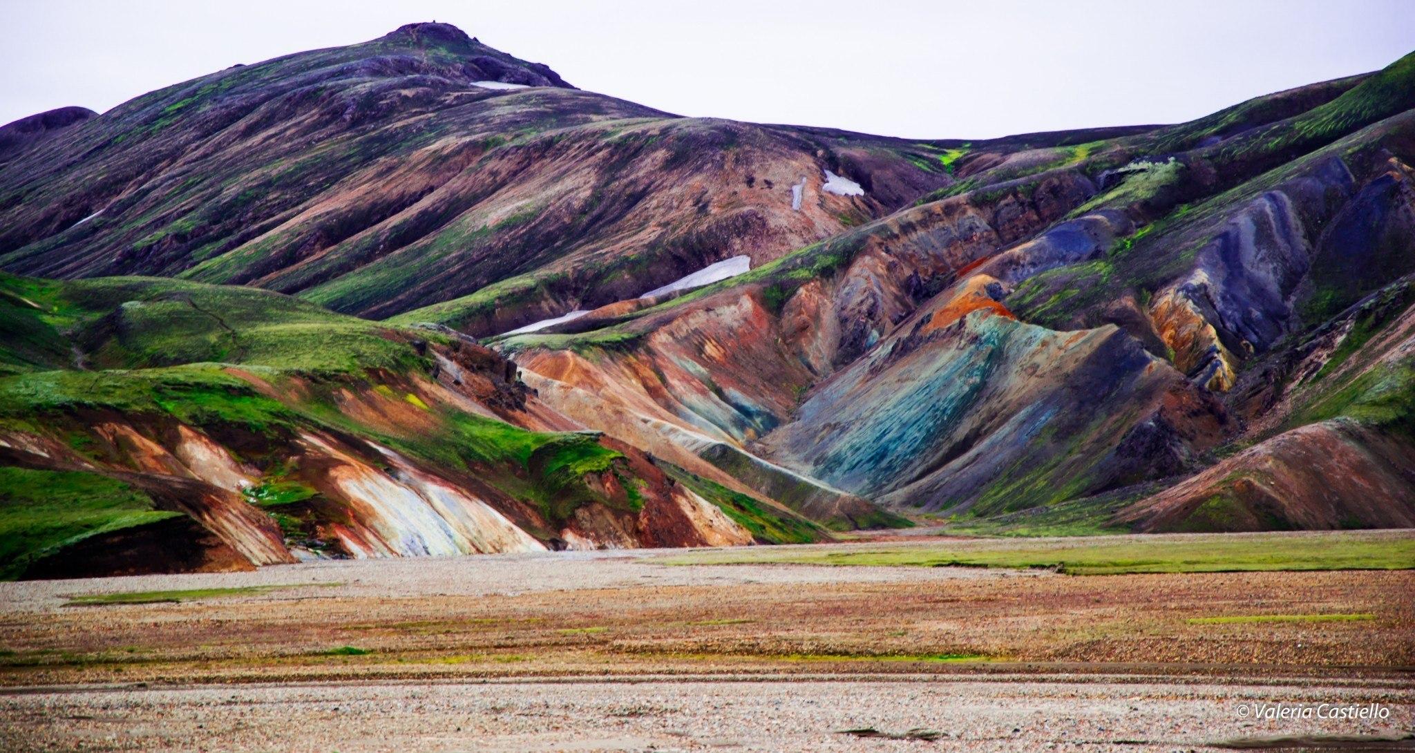 Landmannalaugar in veste estiva - viaggio in Islanda in fai da te