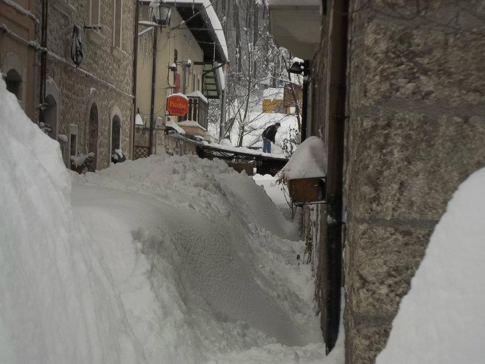 Pescasseroli_neve_2012