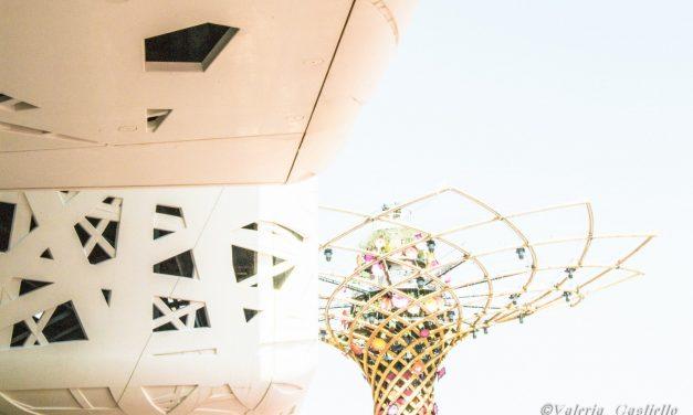 MILANO, EXPO 2015. Architetture e tradizioni dal mondo, e folla mondiale
