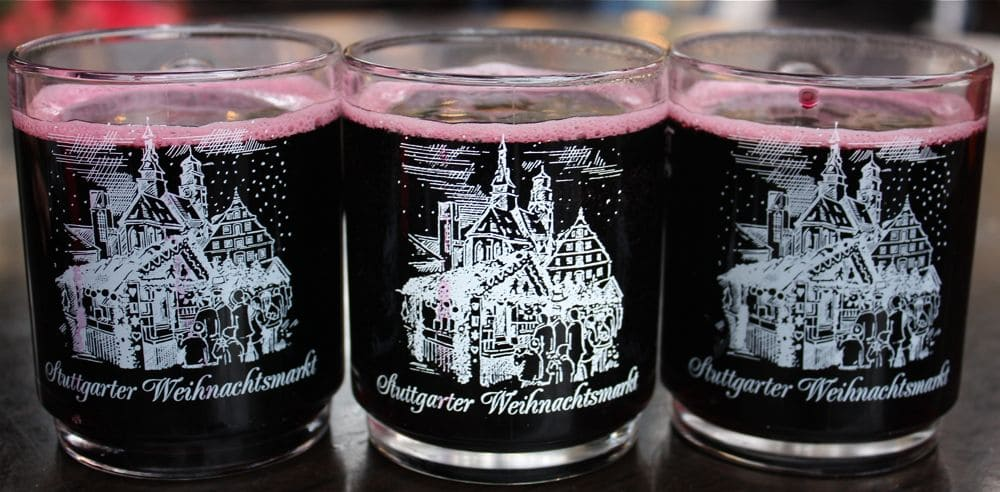 Mercatini di natale in Germania_Glühwein a Stoccarda