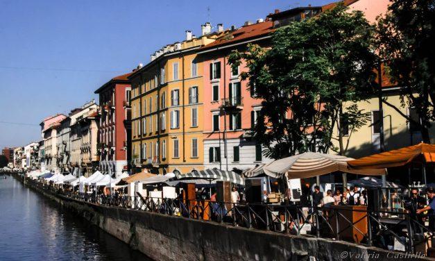 Milano vista da una romana