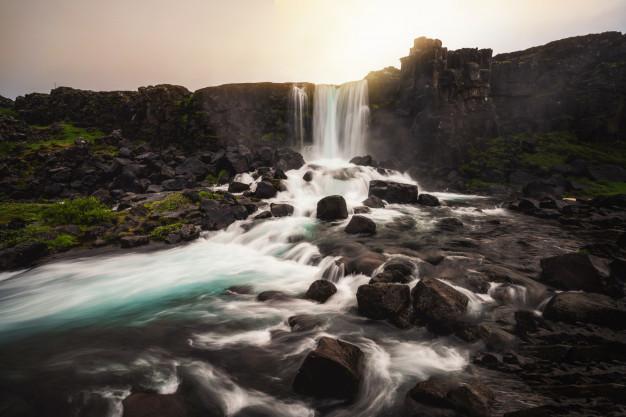 Cascata Oxararfoss_thingvellir_circolo d'oro_Islanda
