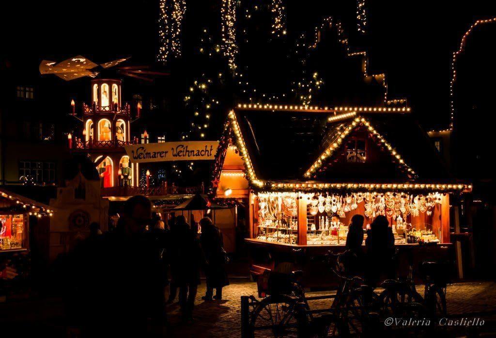 Weimar sotto Natale - Cosa vedere e fare in Turingia