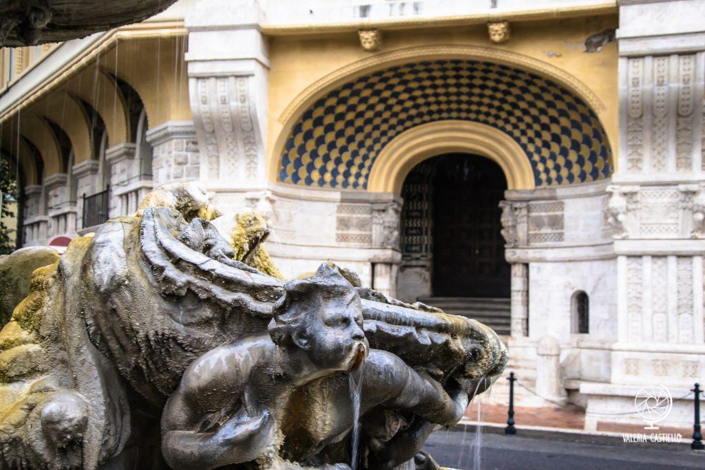 Coppedè_ Piazza Mincio