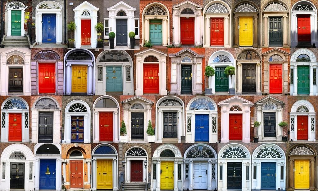 Dublino, porta d'Irlanda: nove particolarità