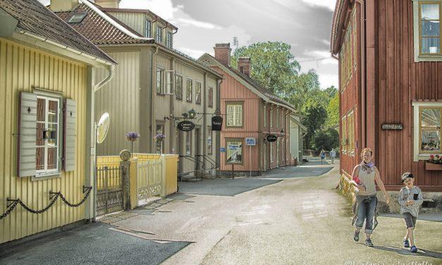 Sigtuna, dintorni di Stoccolma: una meraviglia!