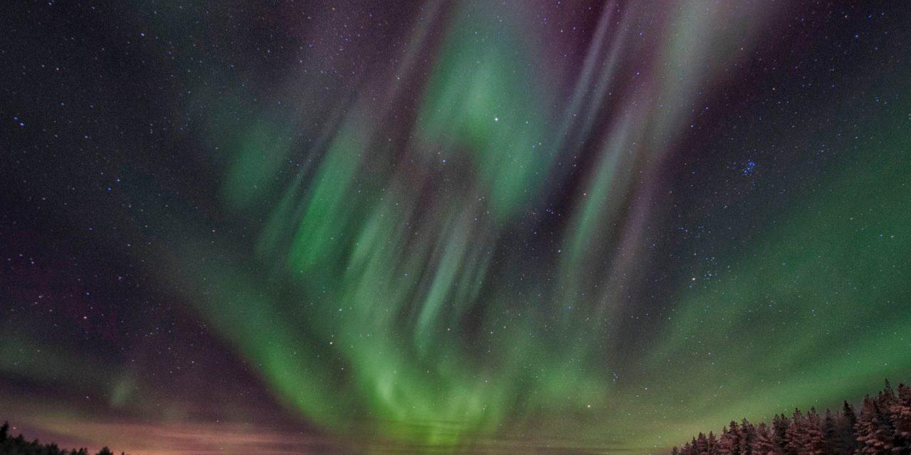 A caccia dell'aurora boreale: abbigliamento e attrezzatura fotografica