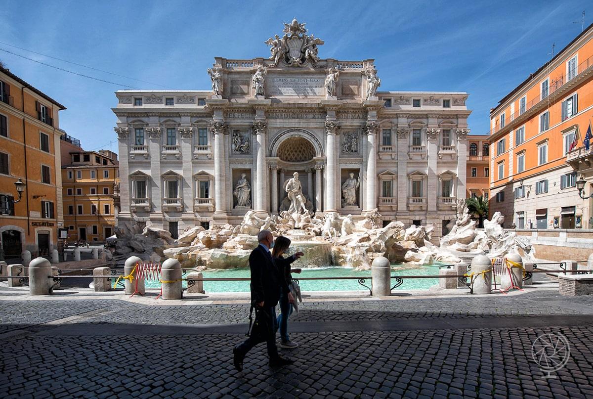 Un giorno a Roma_Itinerario_Trevi