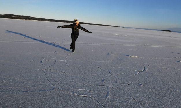 Mare ghiacciato in Svezia: trekking e pattinaggio sul Baltico (Golfo di Botnia)