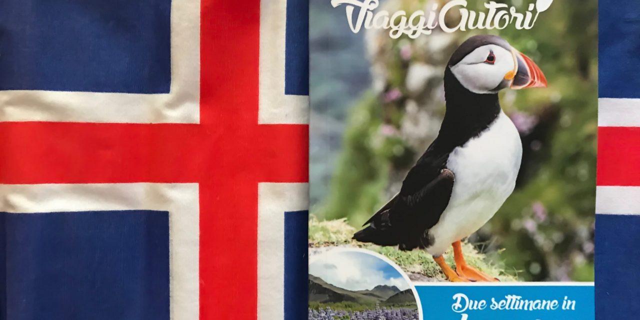 Guida di Islanda – La mia pubblicazione ViaggiAutori!