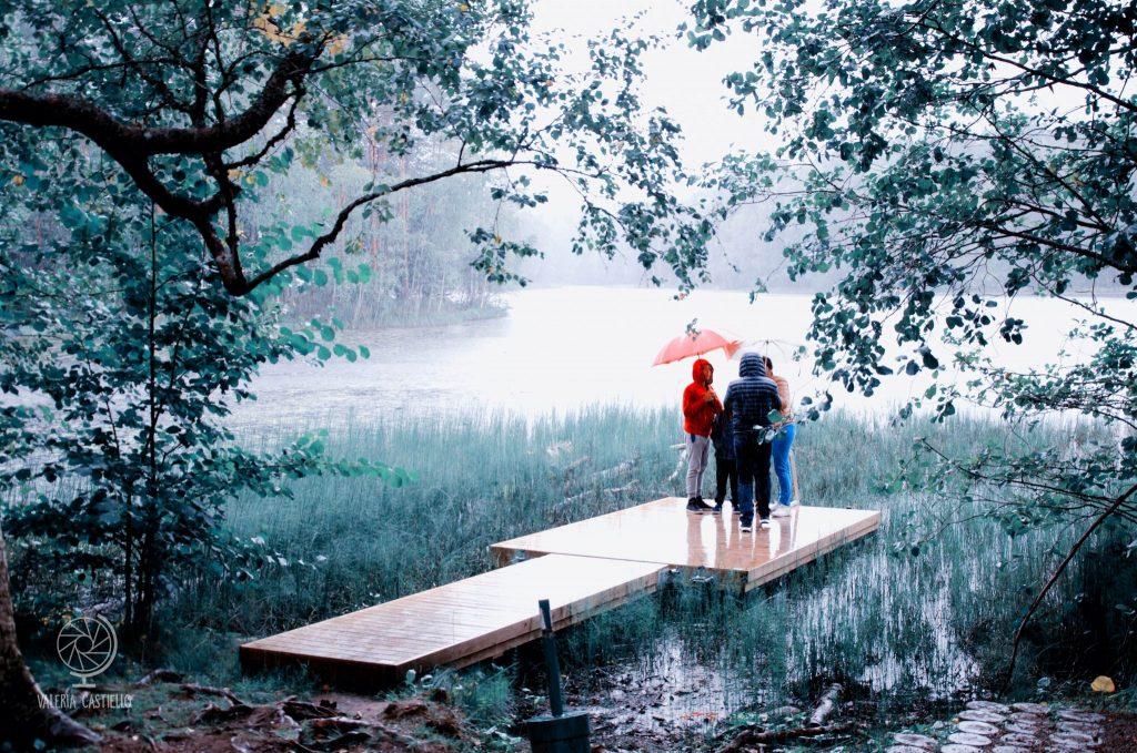 Escursioni da Helsinki: Nuuksio- Haukkalampi
