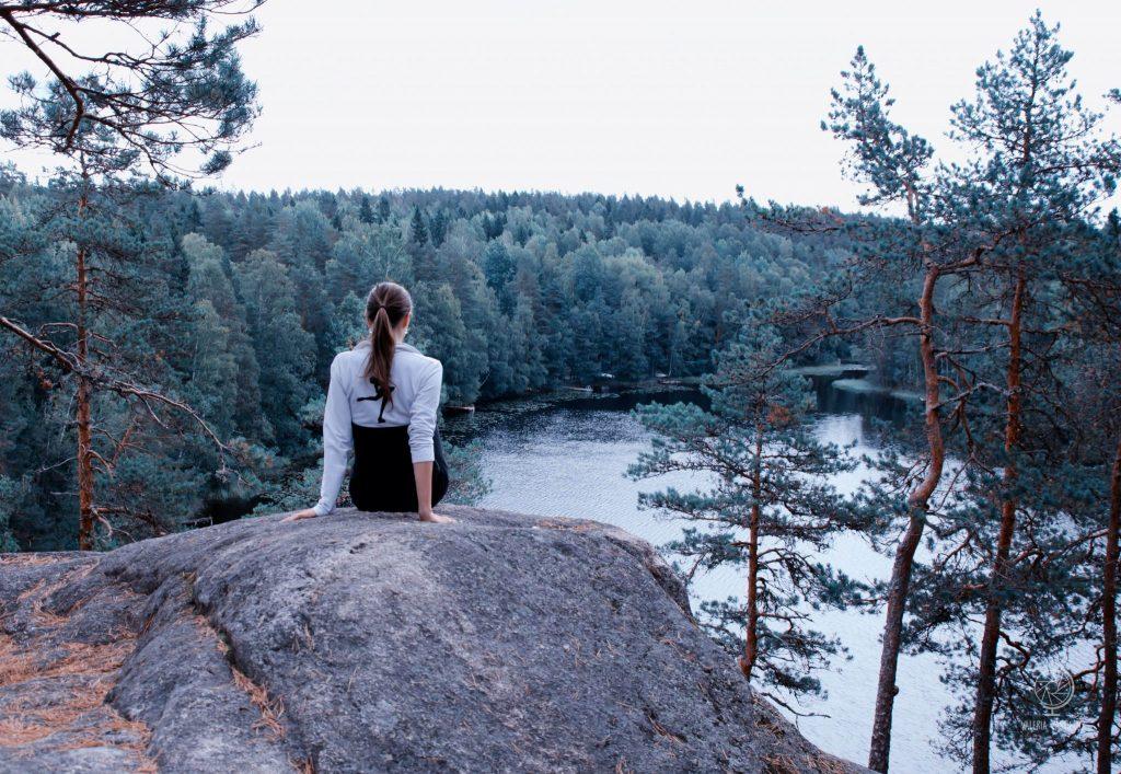 Escursioni da Helsinki: Nuuksio-Haukkalampi