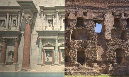 Viaggi nell'Antica Roma, realtà virtuale e aumentata: 10 tour multimediali