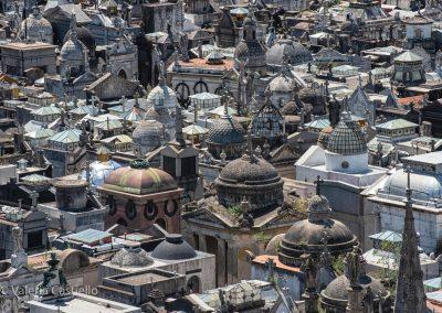 Buenos Aires- Cimitero della Recoleta