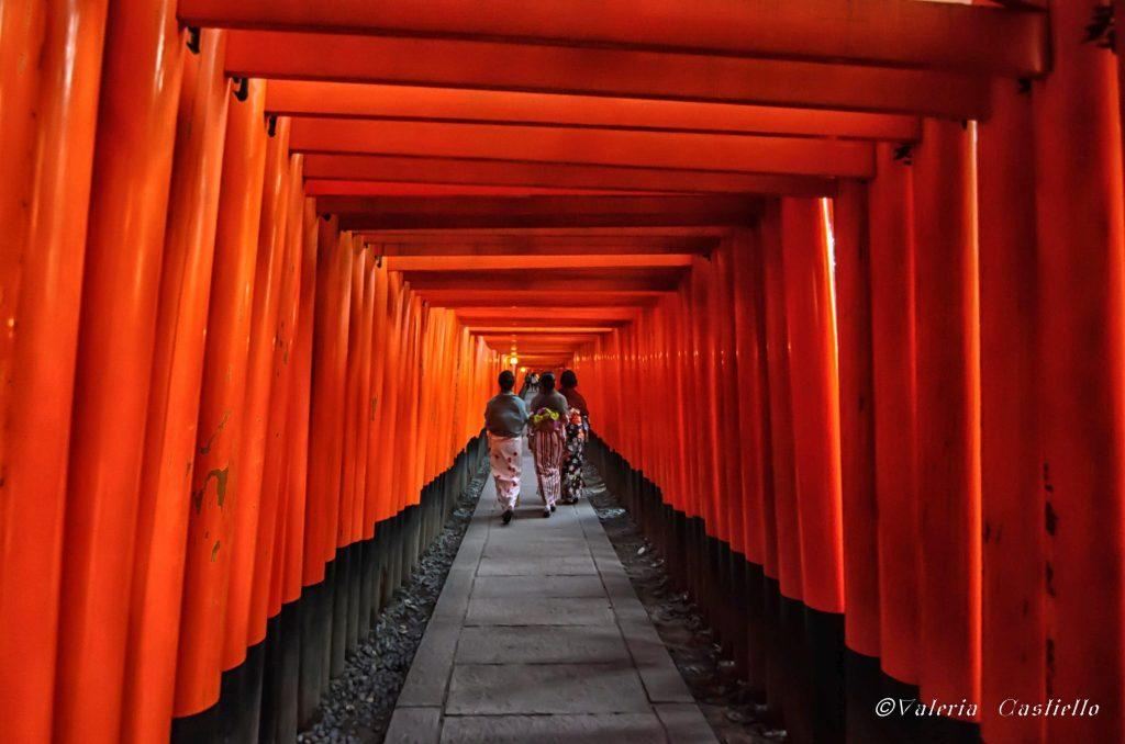 Giappone low cost- Kyoto, Fushimi Inari