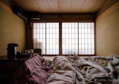 Il nostro ryokan a Yudanaka