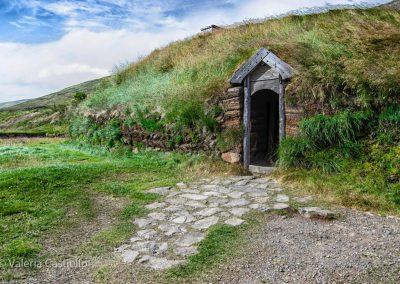 Islanda-Eiríksstaðir - Casa di Erik il Rosso