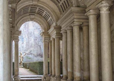 Le illusioni ottiche di Palazzo Spada, Roma