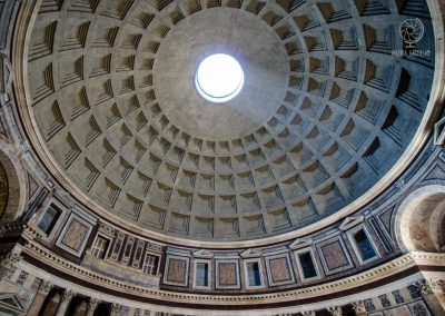 Pantheon, la cupola più incredibile al mondo