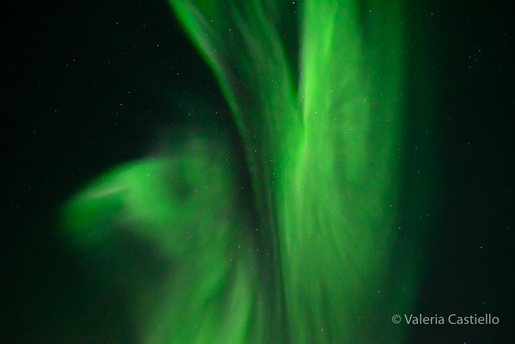 Aurora Boreale in Groenlandia_Nuuk