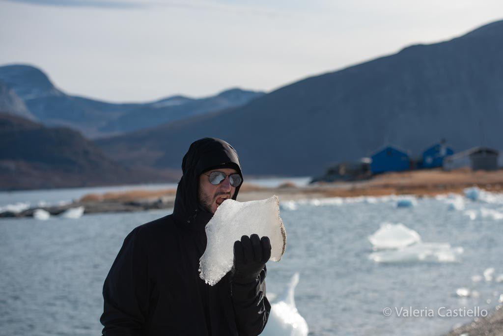 cibo groenlandese - Mangiare in Groenlandia