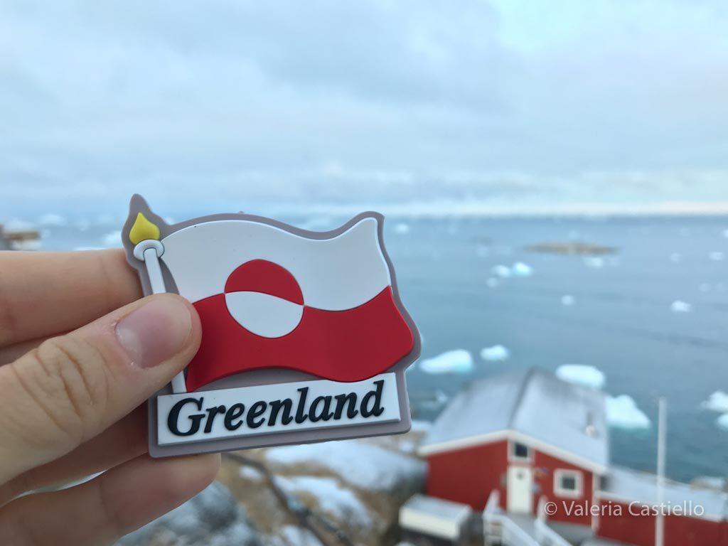 Ilulissat Souvenir dalla Groenlandia