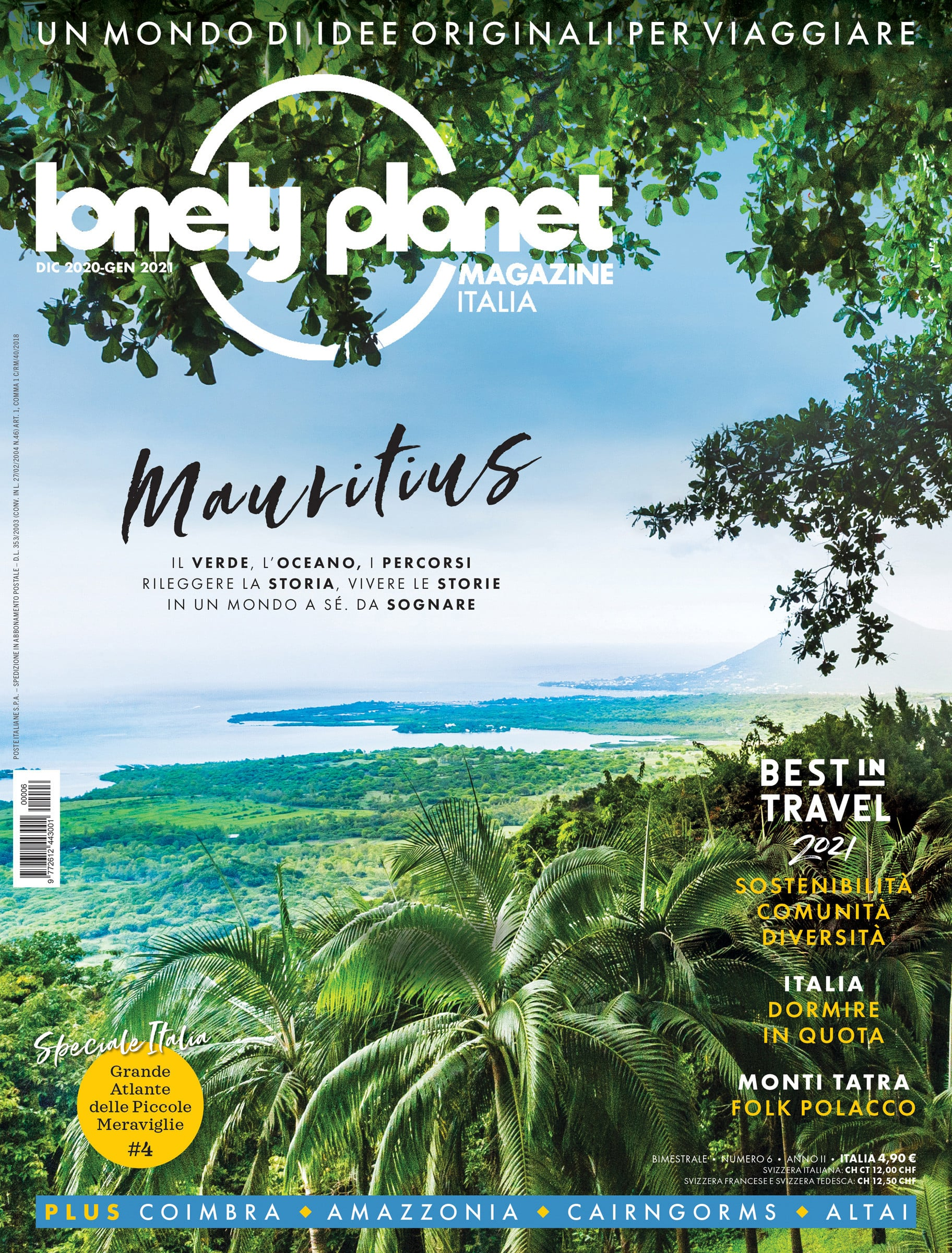 Lonely Planet Magazine_Flying Stories_Groenlandia