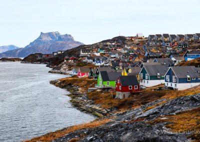 Nuuk - Old Town- Viaggio in Groenlandia fai da te