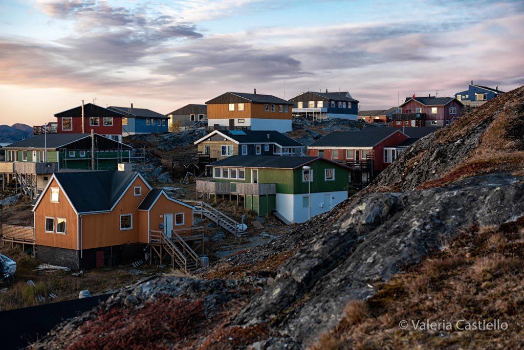 Nuuk, Old Harbour - Groenlandia