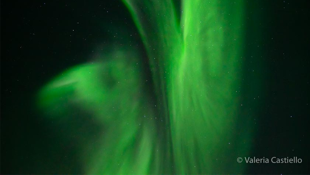 Aurora Boreale a Nuuk_Groenlandia