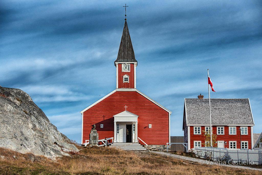 Chiesa di Nuuk_Cathedral