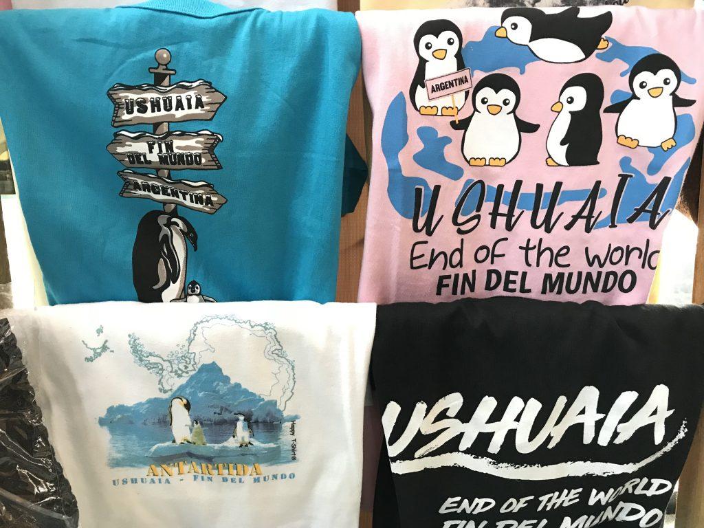 Ushuaia_souvenir dalla fine del mondo