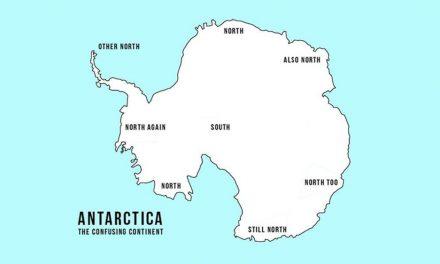 Mappe dell'Antartide: cartine da conoscere prima di partire