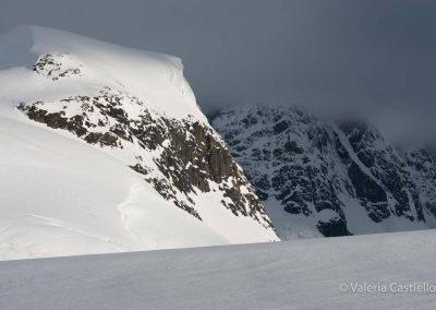 Montagne Antartide