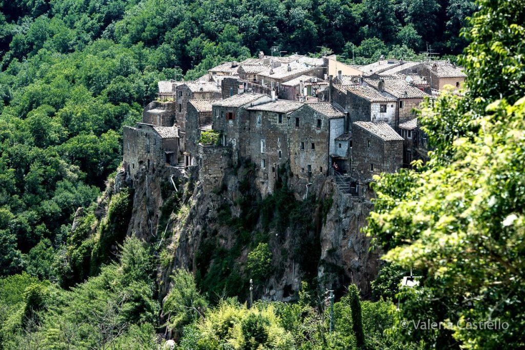 Calcata_Valle del Treja