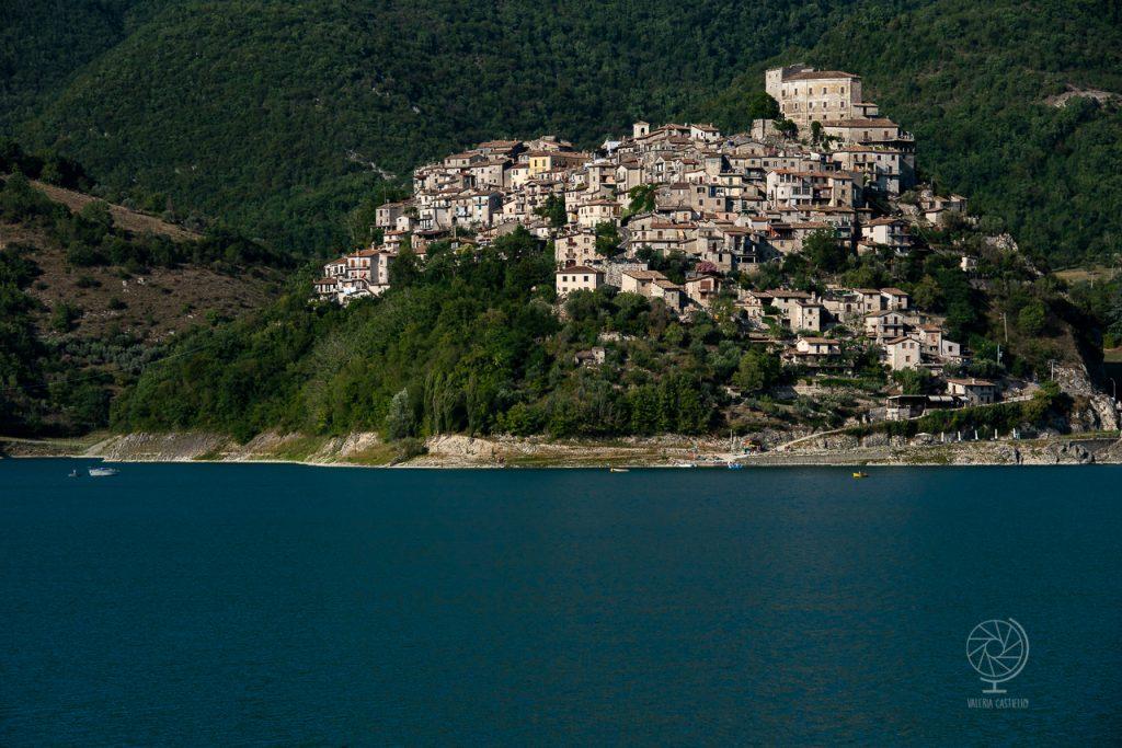 Lago_Turano_Castel di Tora_©Valeria Castiello
