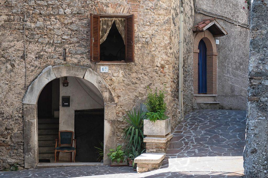 Castel di Tora_Lago del Turano_©Valeria Castiello