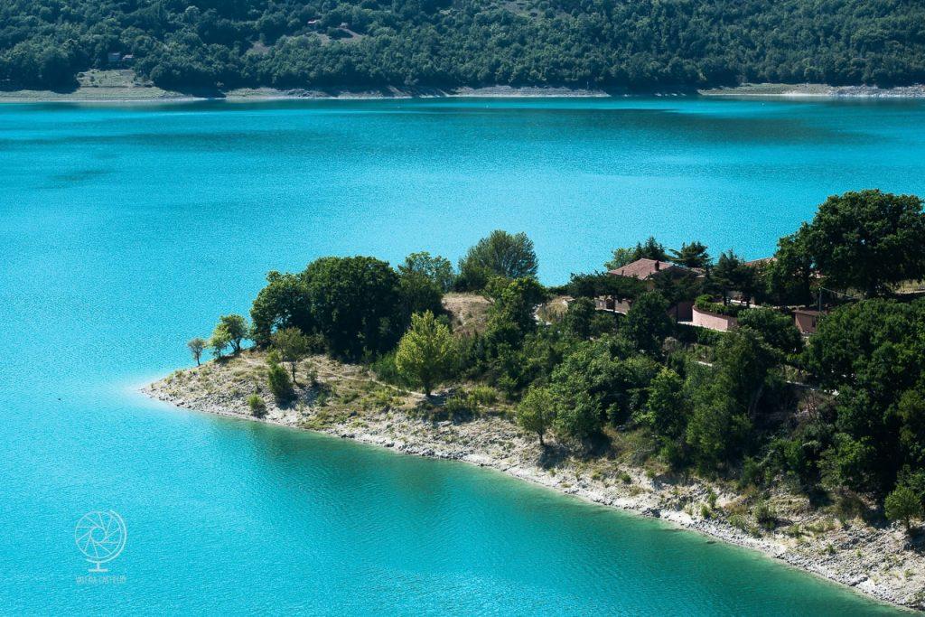 Colle di Tora_Lago Turano ©Valeria Castiello