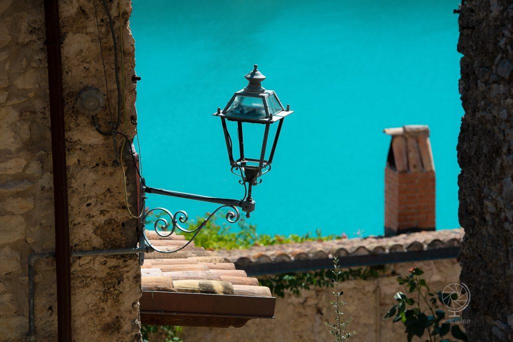 Lago del Turano e Castel di Tora ©Valeria Castiello