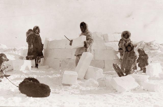 Igloo eschimese_casa di ghiaccio_inuit