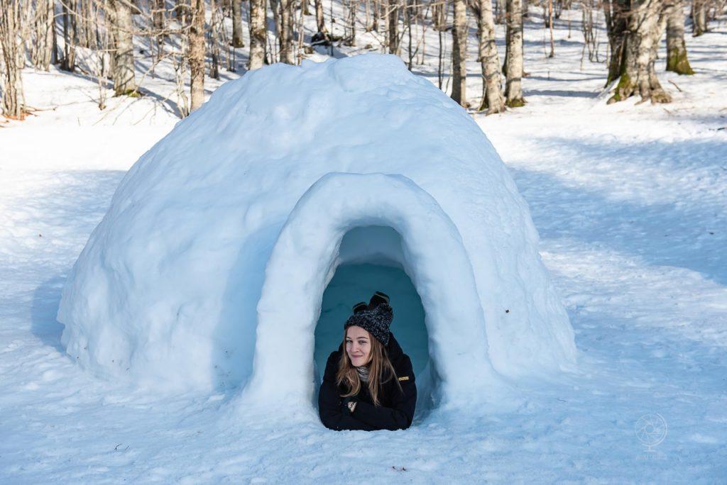 Igloo eschimese_costruire_casa_di_ghiaccio_inuit