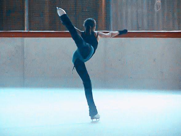 Pattinare su ghiaccio_Ussita 2008