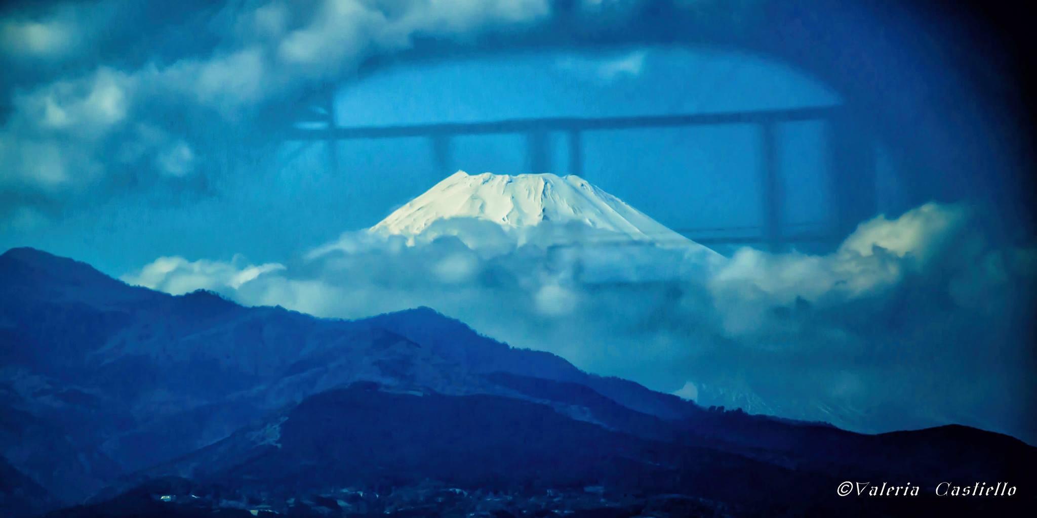 Giappone fai da te: sua maestà Fuji-San