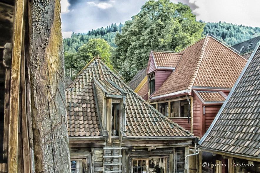 """Il Bryggen di Bergen a.k.a. Pontelagolungo de """"Lo Hobbit"""""""
