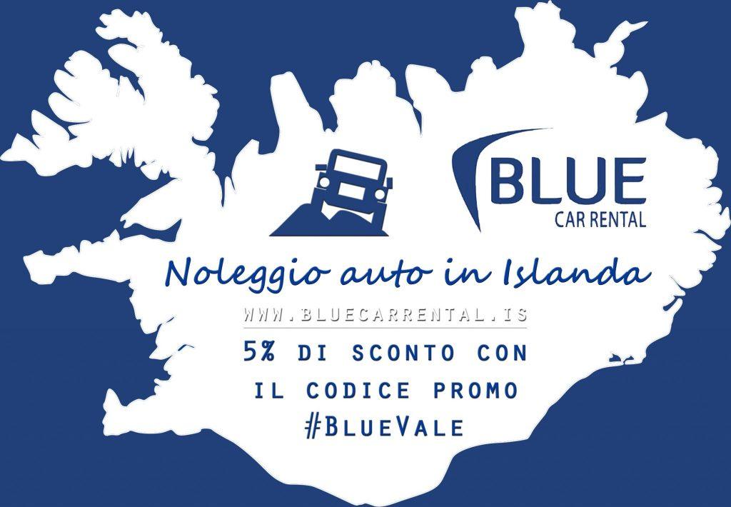 Noleggio auto in Islanda a basso costo